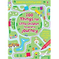 Usborne Activity Cards. 100 Things for Little Children to Do on a Journey