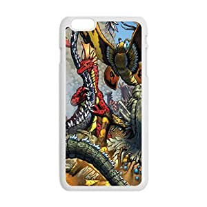 Magical dragon and monster Cell Phone Case for iPhone plus 6