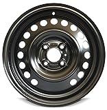 Nissan Versa 15 Inch 4 Lug Steel Rim/15x5.5 4-100 Steel Wheel