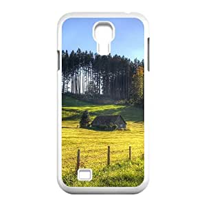 Okaycosama Funny Samsung Galaxy S4 Cases Hut 2 for Women Protective, Case for Samsung Galaxy S4 Mini, [White]