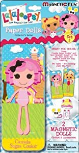 Lalaloopsy Magnetic Fun Paper Dolls Set 1