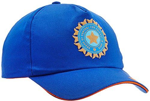 Buy ICC CWC 2015 India Cap (India Blue) Online at Low Prices in India -  Amazon.in c5f9217b791