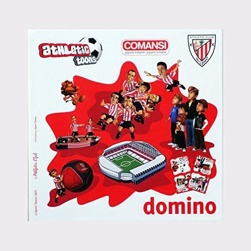 Domino del Athletic de Bilbao: Amazon.es: Juguetes y juegos