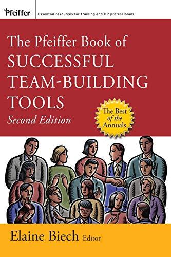 Pfeiffer Book of Successful 2e