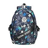 Heavy Duty Work Backpack for Men & Women Fits Under 15 inch Laptop