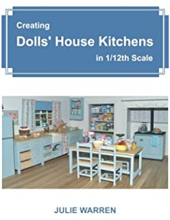 Charming Creating Dollsu0027 House Kitchens In 1/12th Scale