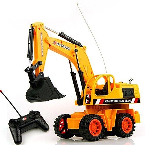 ZOLA Full Functional Remote Control Excavator Tractor Constr