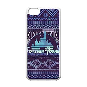 Diy iPhone 6 plus Custom Case for iPhone 6 plus with Personalized Design Forever Young