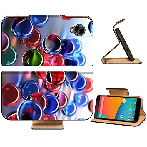 Variety Colorful Glass Spheres Marbles Google Nexus 5 Hammerhead LG Flip Case Stand Magnetic Cover Open Ports Customized Made to Order Support Ready Premium Deluxe Pu Leather 5 11/16 Inch (145mm) X 2 15/16 Inch (75mm) X 9/16 Inch (14mm) MSD Nexus cover Professional Nexus5 Cases Nexus_5 Accessories Graphic Background Covers Designed Model Folio Sleeve HD Template Designed Wallpaper Photo Jacket Wifi Protector Cellphone Wireless Cell phone