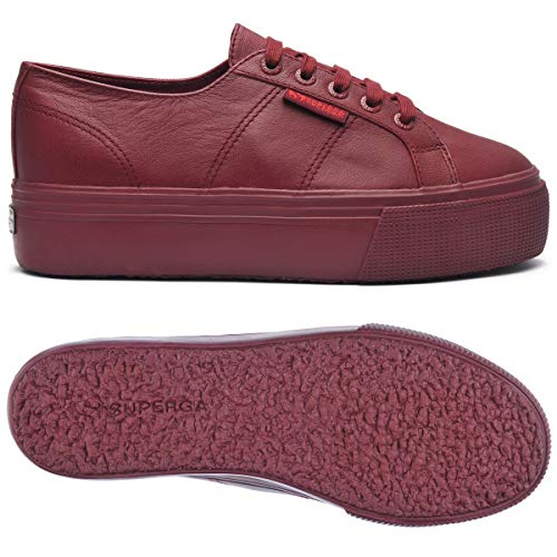 Bordeaux Sneaker 2790 Donna nappaleaw Superga 1xgqI4nw