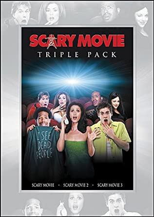 Scary Movie 3-Pack [Reino Unido] [DVD]: Amazon.es: Cine y Series TV