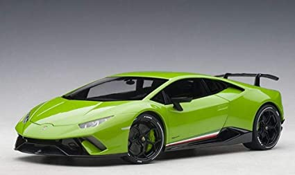 Amazon.com Lamborghini Huracan Performante Verde Mantis