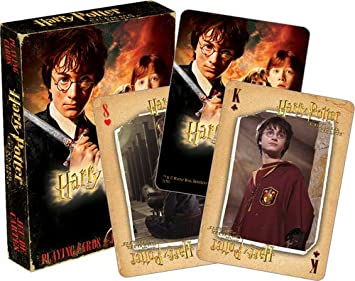 Harry Potter The Chamber of Secretos Carta de Juego (NM ...