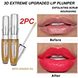 Ecosin Lip Gloss Plumper Make Up Tools Beauty Lip Enhancement Liquid Lips Gloss Cosmetics