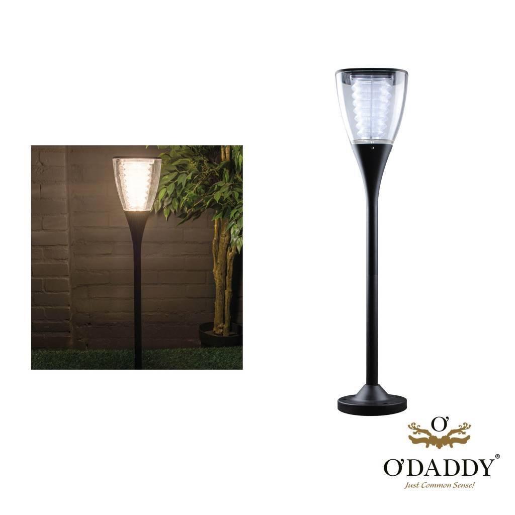 O\' DADDY Solar Tuinlamp \'Pegasus\' LED: Amazon.de: Küche & Haushalt