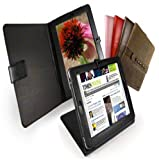 iPad Tuff Luv Multi View Case for iPad Black Napa
