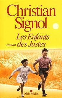 Les enfants des justes par Signol