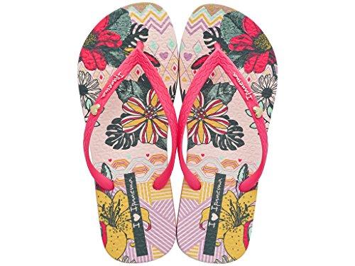 Ipanema - Sandalias de Caucho para mujer multicolor multicolor pink (22750)