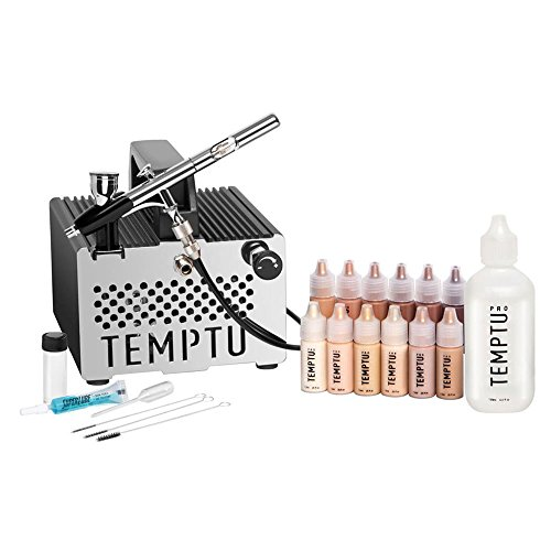 Temptu Body Art S-One Premier Airbrush Makeup Kit