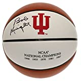 Bobby Knight Autographed Indiana Hoosiers Baden Five Time NCAA National Champions Basketball - PSA/DNA Certified Authentic