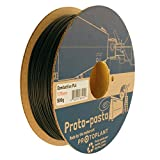 Proto-pasta CDP11705 Electrically Conductive Carbon Spool, PLA Composite 1.75 mm, 500 g, Black