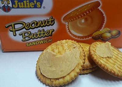 Crackers Peanut Butter, 4.23-Ounce Box