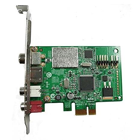 AVERMEDIA Tarjeta sintonizador TV Skyhawk 5189 - 4604 DVB-S ...