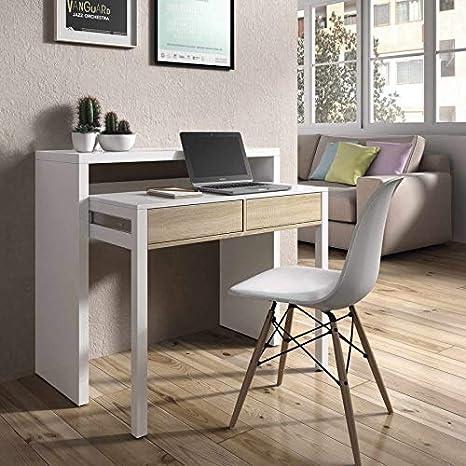 Ventamueblesonline Consola Escritorio NORDIK: Amazon.es: Hogar