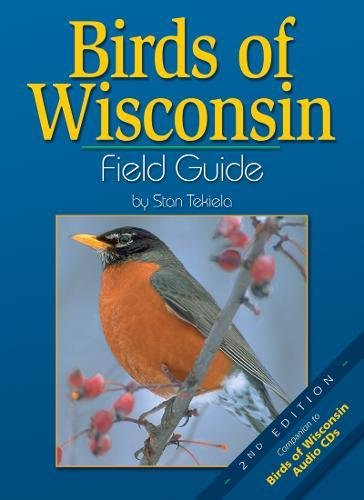 Birds of Wisconsin Field Guide, Second Edition cover