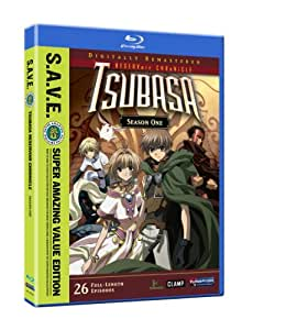 Tsubasa RESERVoir CHRoNiCLE: Season 1 Box Set S.A.V.E. [Blu-ray]
