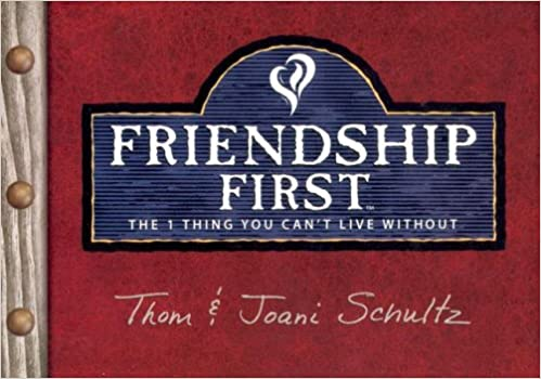 Book Friendship First