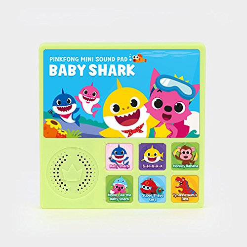 PINKFONG Baby Shark Mini Sound Pad by PINKFONG