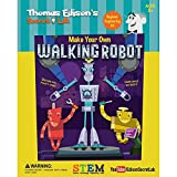 Go Games Edisons Lab Make Your Own Walking Robot, Educational Toys by
