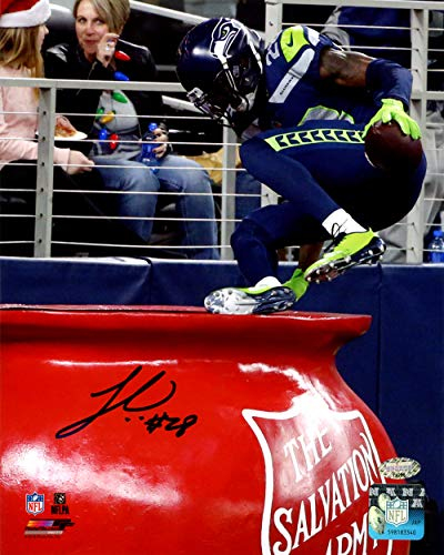 Justin Coleman Signed 8x10 Photo Seattle Seahawks - Certified Authentic