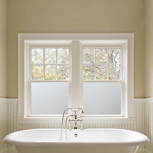 Decorative Window Film for Kitchen and Bath | Decorative ...