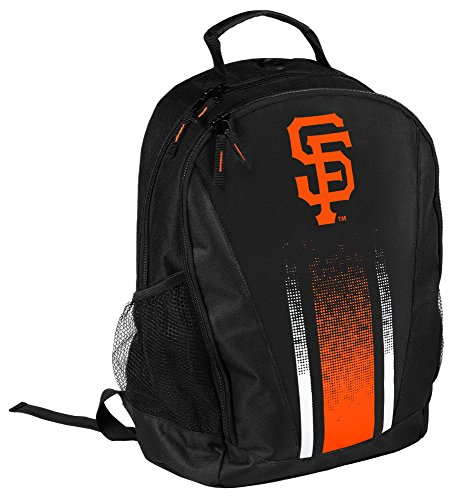 San Francisco Giants MLB Baseball 2016 Stripe Primetime School Backpack