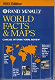 World Facts and Maps, 1993, Rand McNally Staff, 0528835459
