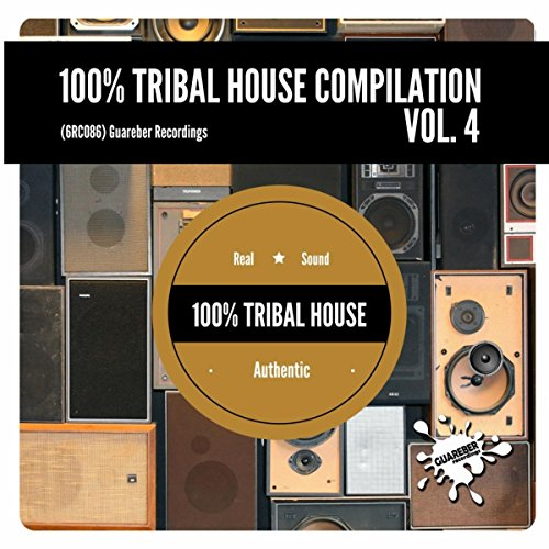 39 100 tribal house compilation vol 4 by various artists for Tribal house music