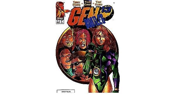 Amazon.com: Gen 13: Bootleg (1996 series) #5: Image Comics ...