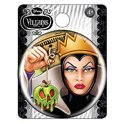 Disney Villians - Snow White Queen - Pinback Button 1.5