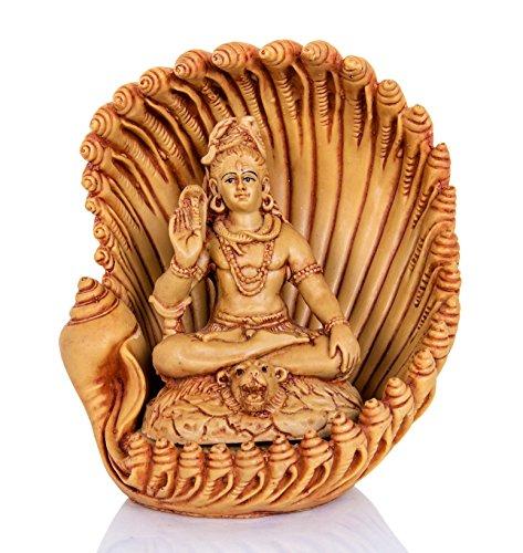 BRK HANDICRAFT Lord Shiva Statue Hindu God Figure for Gift Showpiece Good Luck Figurine
