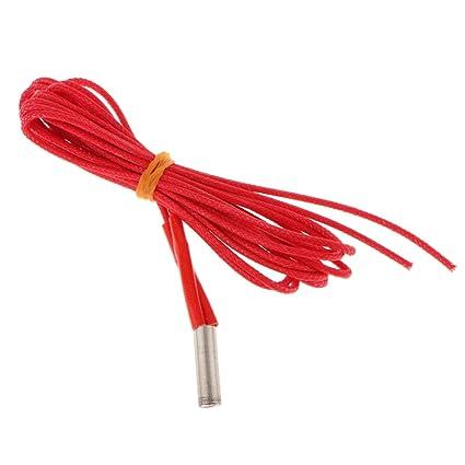 Longitud Del Cable Del Calentador Del Cartucho Del Tubo De ...