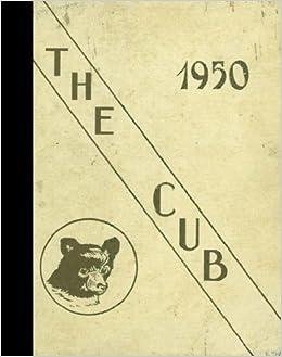Amazonin Buy Reprint 1950 Yearbook Nevada High School Nevada