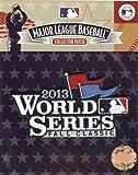 Emblem Source 2013 MLB Baseball World Series Logo Official Jersey Sleeve Patch