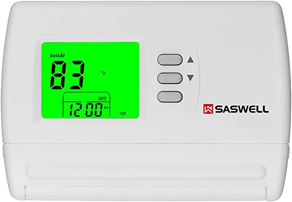 Non Programmable Single Stage Thermostat For Room