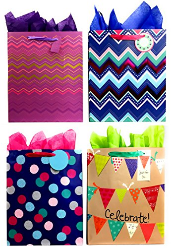 Matching Wrapping Paper And Gift Bags - 4