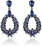 YouBella Jewellery Valentine Collection AAA Swiss Zircon Earings Fashion Fancy Party Wear Earrings for Girls and Women