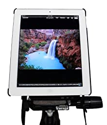 iShot Pro® Mounts - iPad 2, 3 & 4 Camera DSLR or Hot / Cold Shoe Connection Mount Adapter + Medium Ball Head + G8 Pro iPad 2, 3 & 4 Tripod Mount - Works Great for Teachers, Photography, Music, Video, Tripod Stand, Coaches, Home and Office Use - Mount You