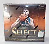 2015-16 Panini Select Basketball Hobby Box (12 Packs of 5 cards)
