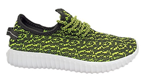 women-comfortable-breathable-sneakers-unisex-couple-lightweight-athletic-gym-shoes-10-neon-green